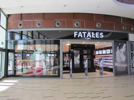 logo Bijouteries, Parfumerie.. Fatales Makni El Menzah 9