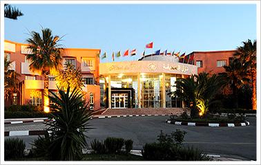 tunis h244tel du parc lesp233rance sportive de tunis