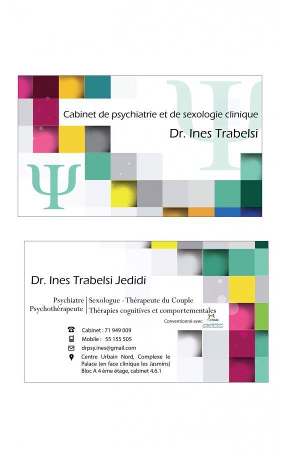 Tunis Cabinet De Psychiatrie Et Sexologie Dr Ines TRABELSI