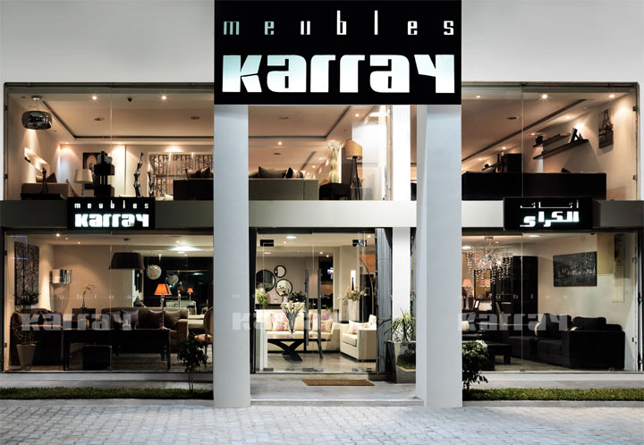 Ariana meubles karray mobilier meuble for Meuble karray